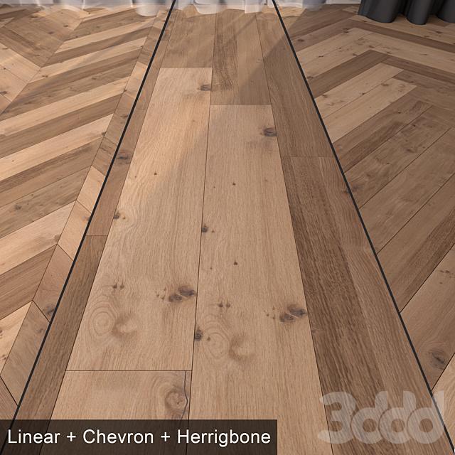 Parquet Floor Set 29