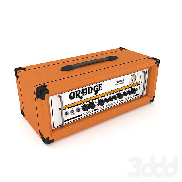 Гитарный усилитель_OrangeCR120H
