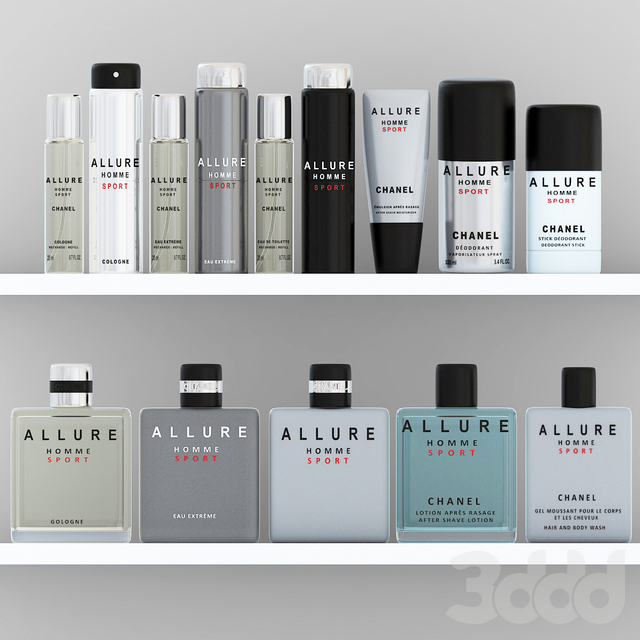 Allure Homme Sport Set