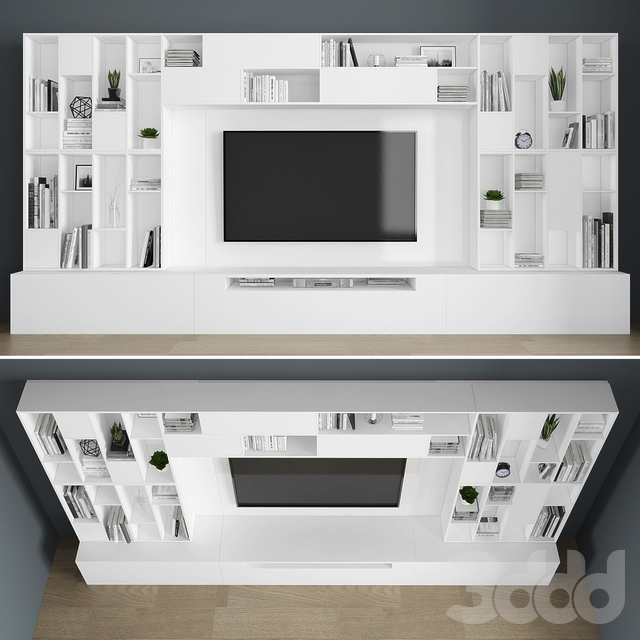 TV stand set 031