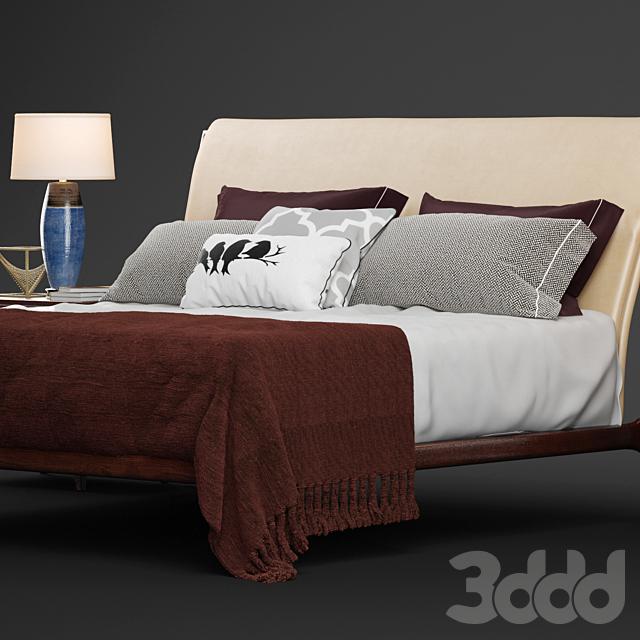 Bed of Jane art