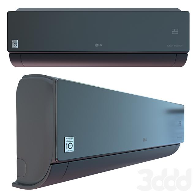 Кондиционер LG Artcool Mirror AM09BP