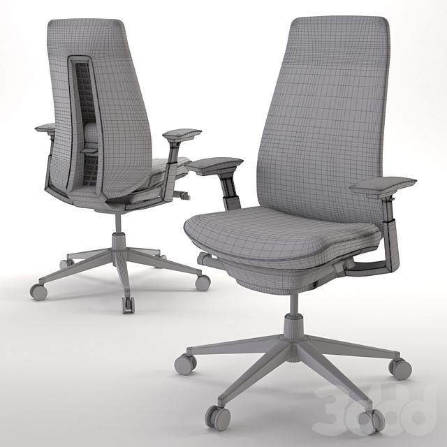 Офисное рабочее кресло Haworth Fern