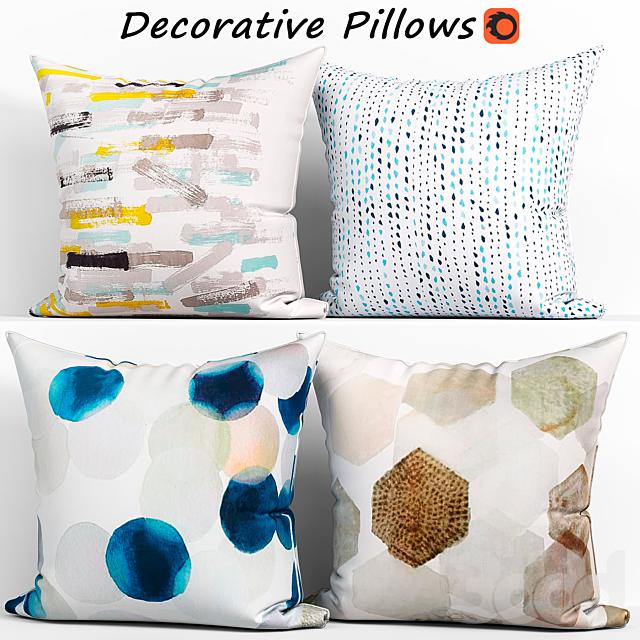 Decorative Pillow set 163 West elm