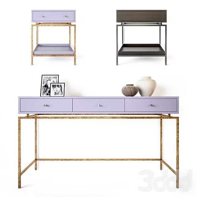 Тумба и консоль Lili Rooma design & furniture