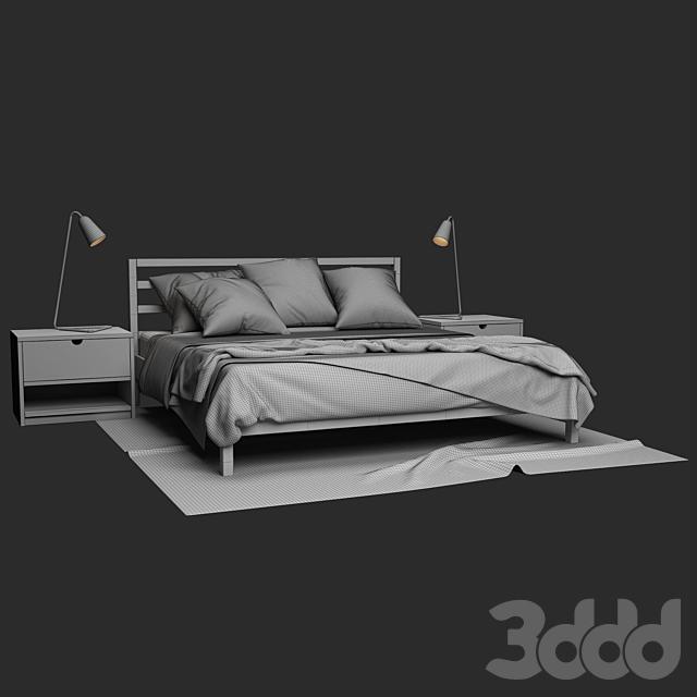 Bed_Scandinavian_01