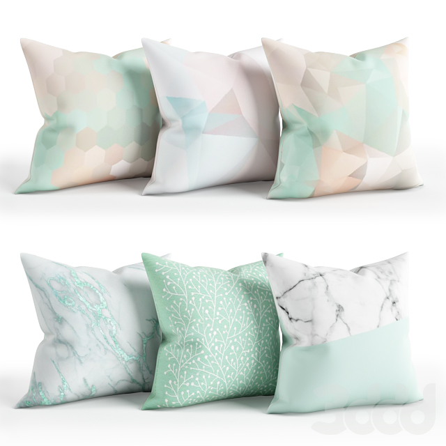 Mint_Pillow_Set_001