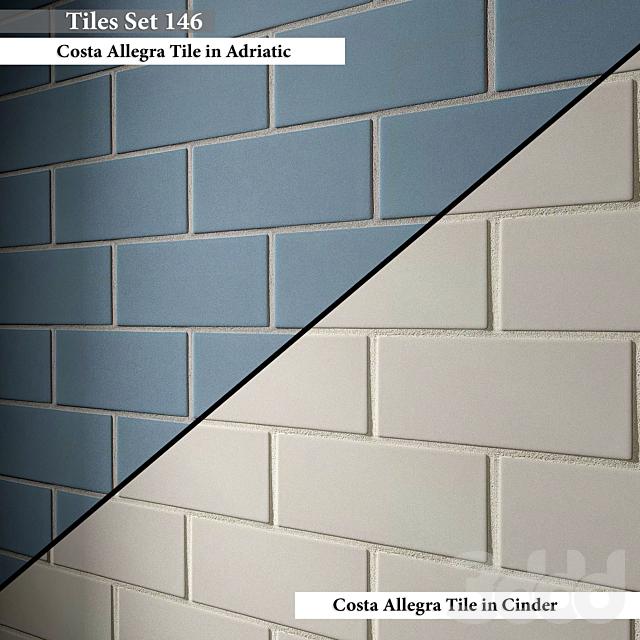 Tiles set 146