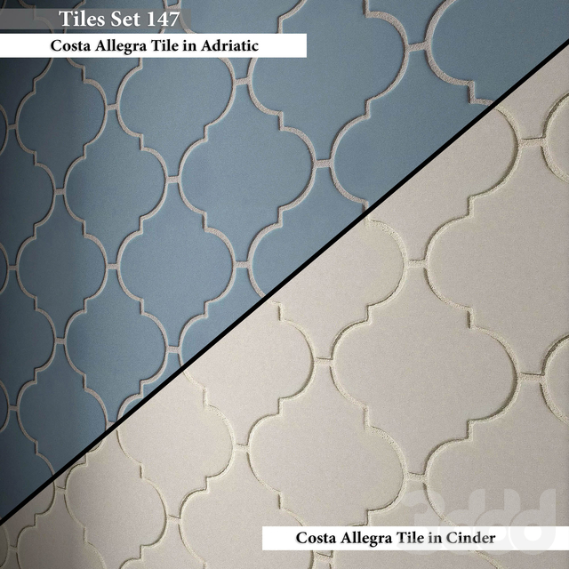 Tiles set 147