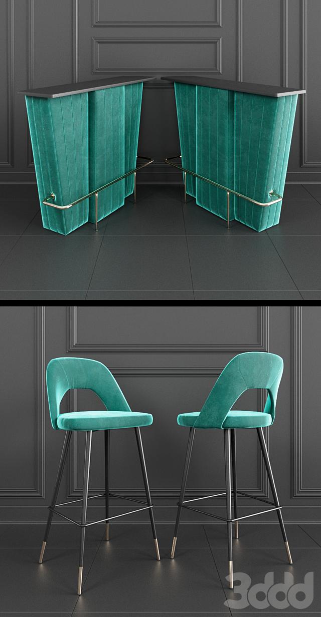 EICHHOLTZ bar sets