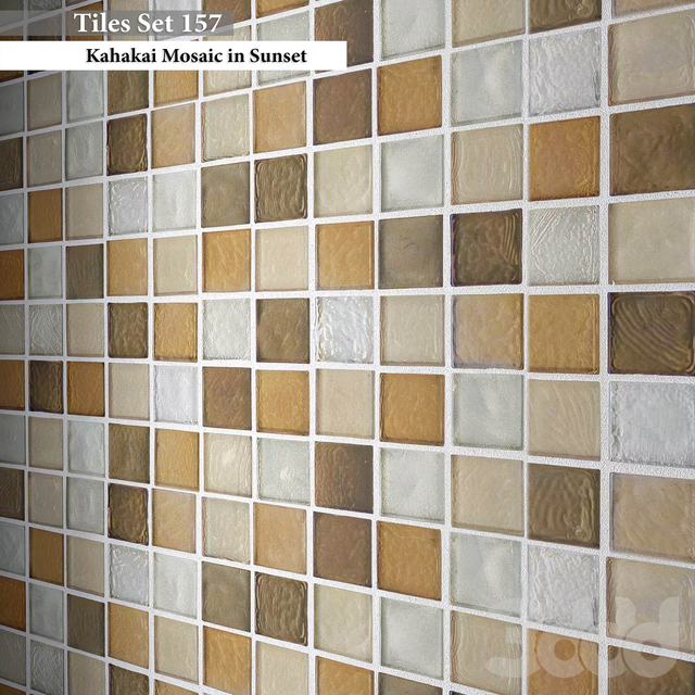 Tiles set 157