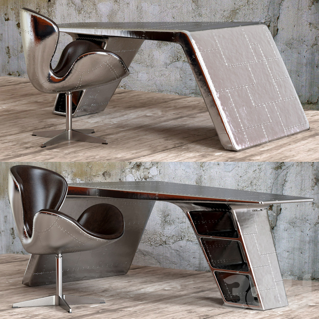 Aviator desk