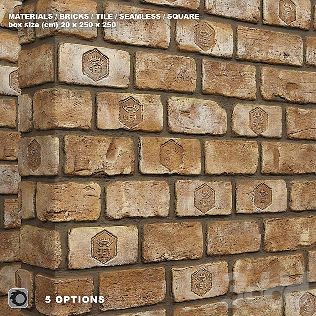Материал (бесшовный) - Artstone Heritage - плитка set 6