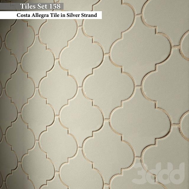 Tiles set 158