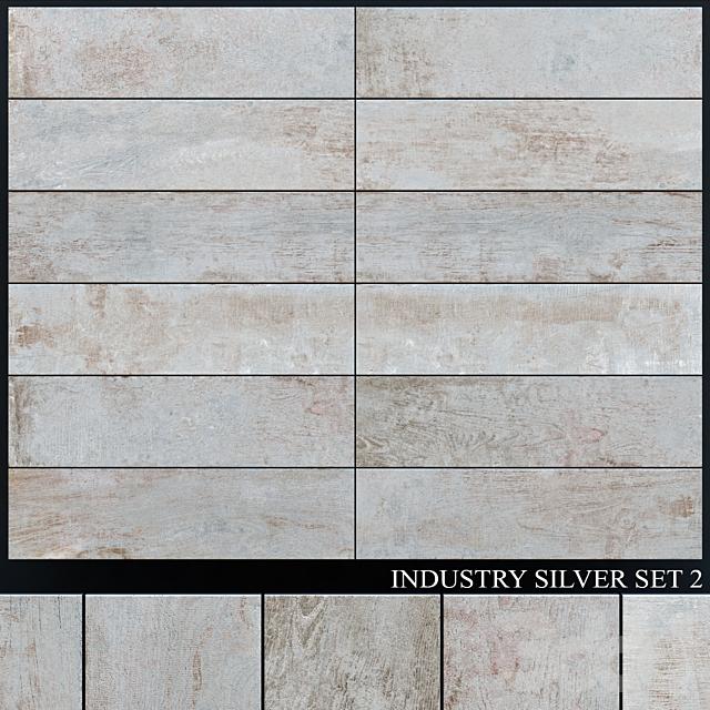 Peronda Industry Silver Set 2
