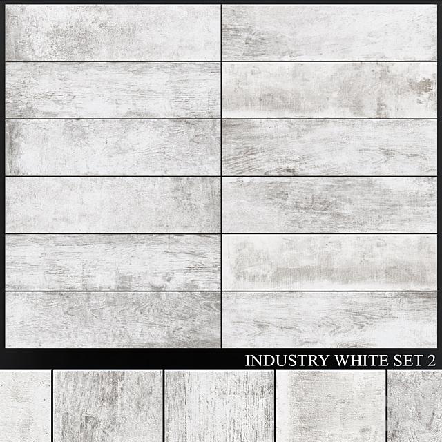 Peronda Industry White Set 2