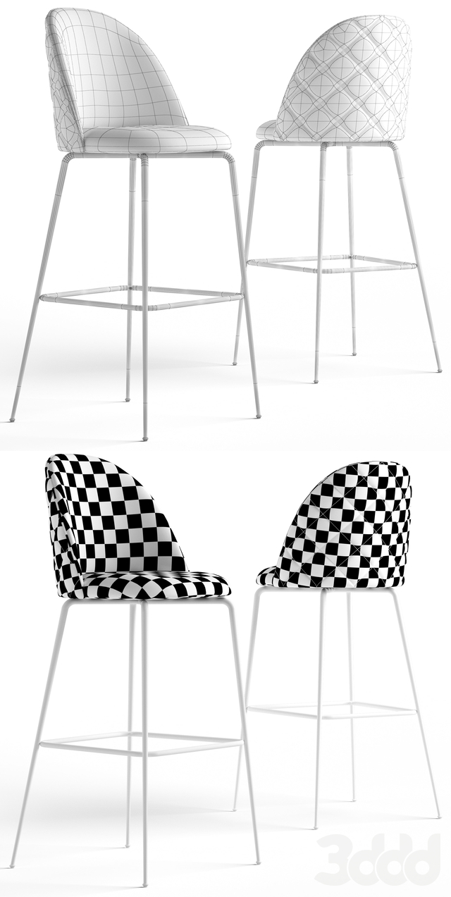 Cult Furniture Heather Bar Stool