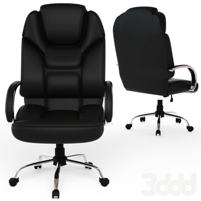 Офисное кресло Regency Goliath Black Big and Tall Swivel Chair