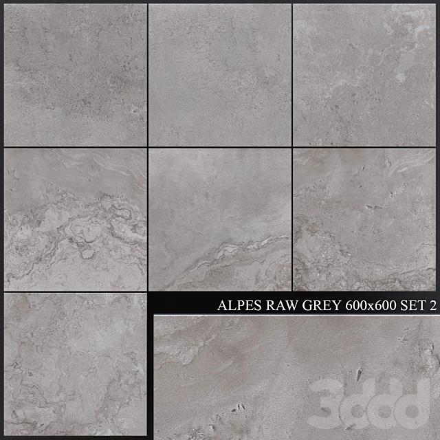 ABK Alpes Raw Grey 600x600 Set 2