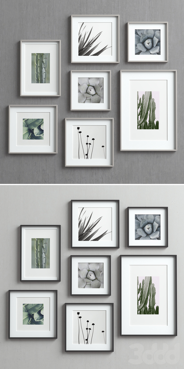 Picture Frames Set-78