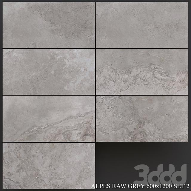 ABK Alpes Raw Grey 600x1200 Set 2