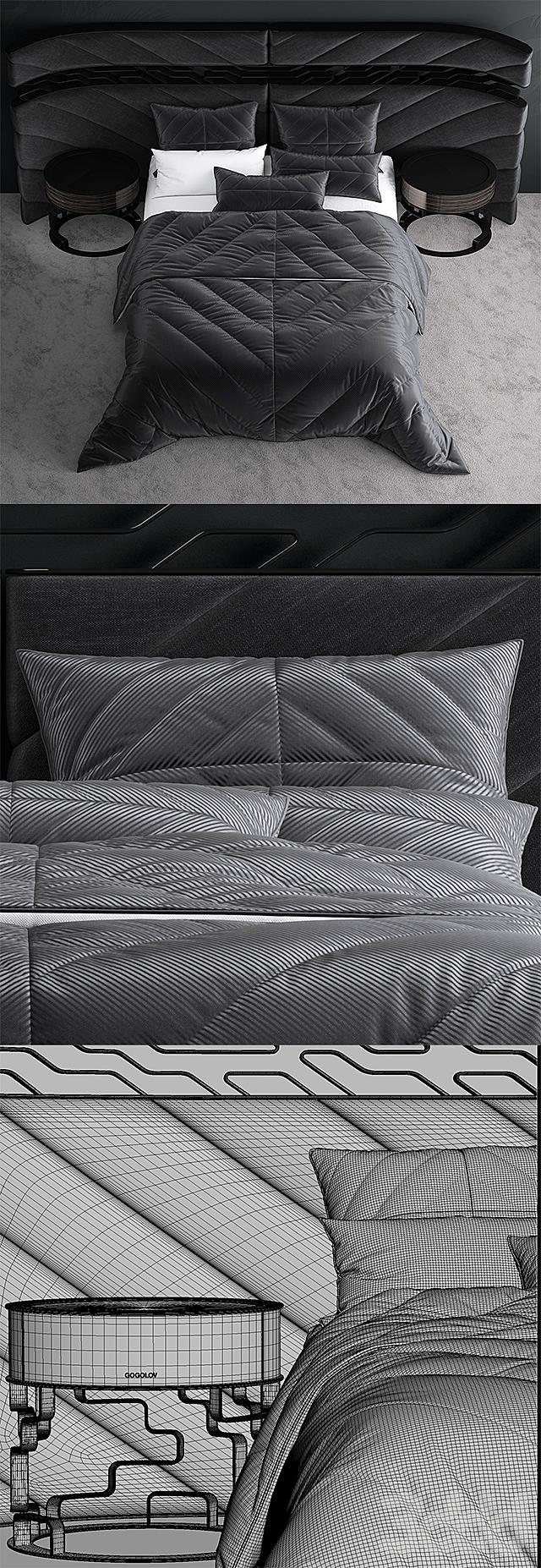 Кровать моего дизайна