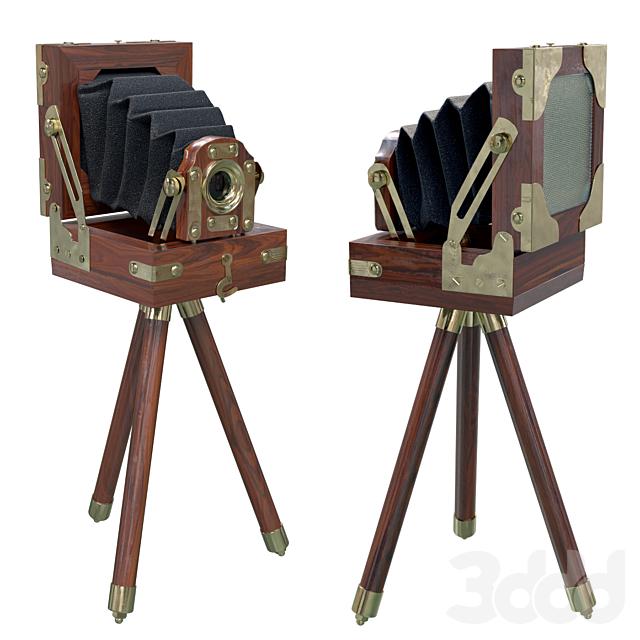 декоративный набор с фотоаппаратом