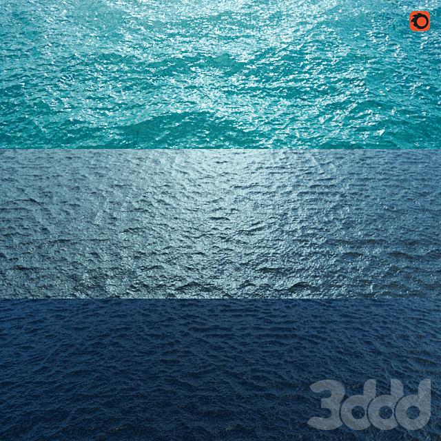 Sea Water Material