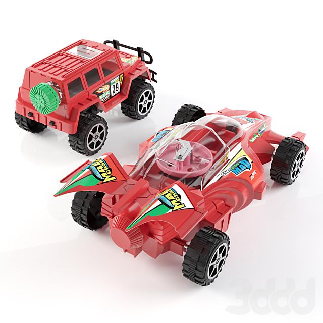 Toys sport cars