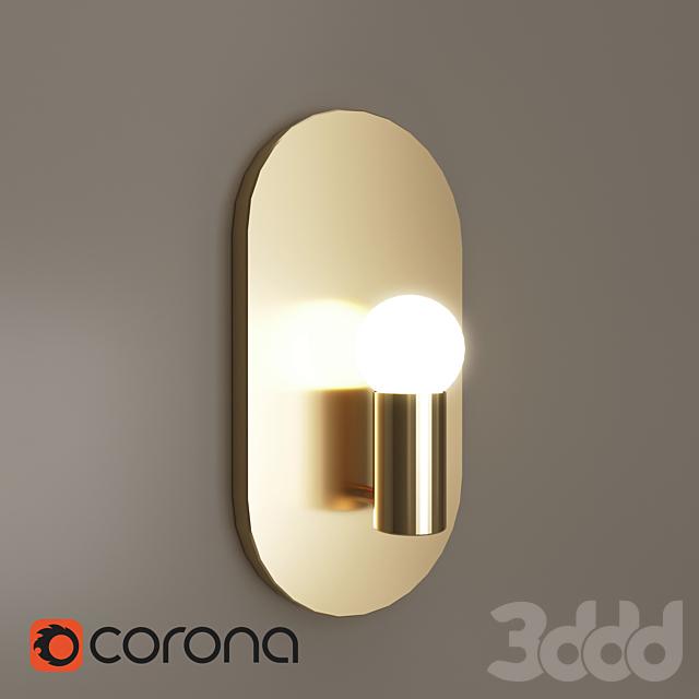 Nordic Gold Art light