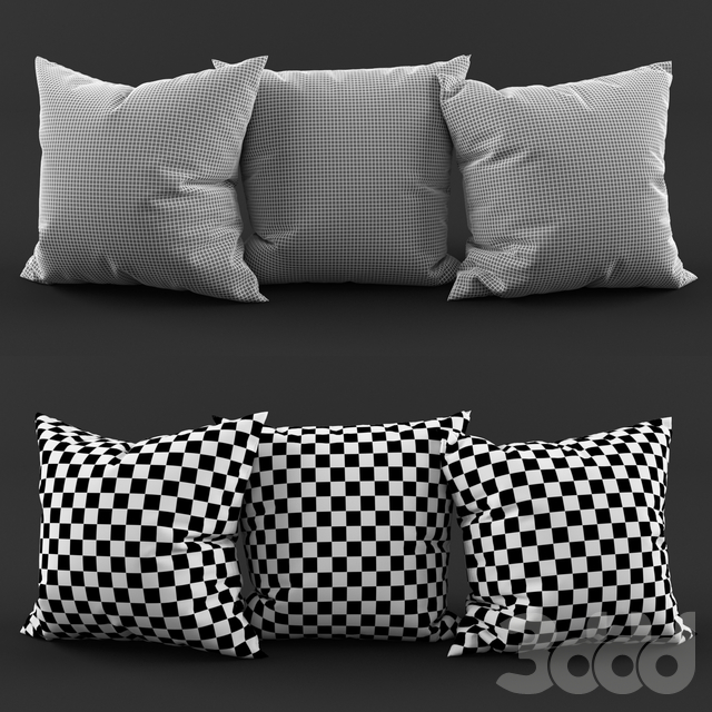 Decorative Pillows: Animals Collection