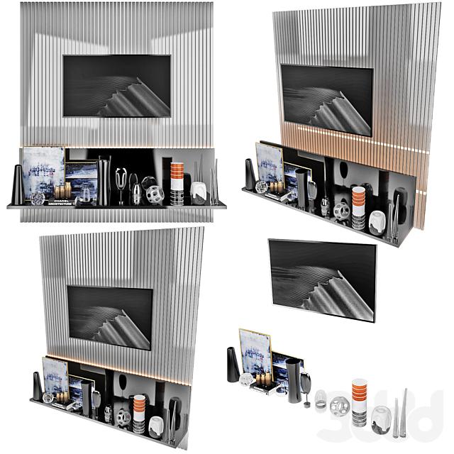 TV Wall   set 7