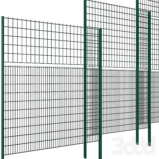 Забор для ворот и калиток