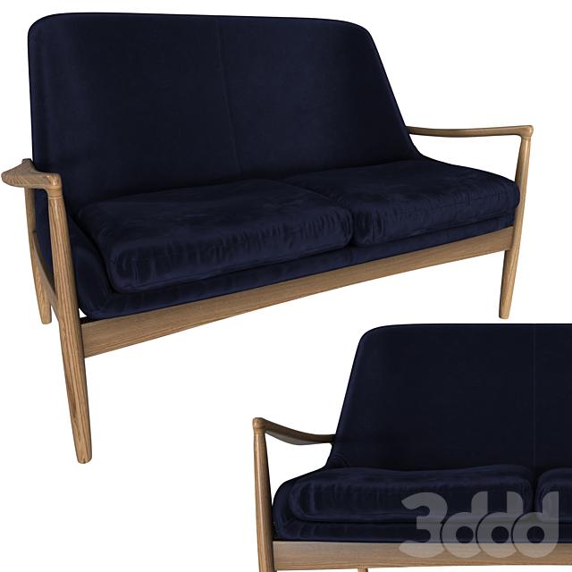 Andrew Martin Сrispin sofa