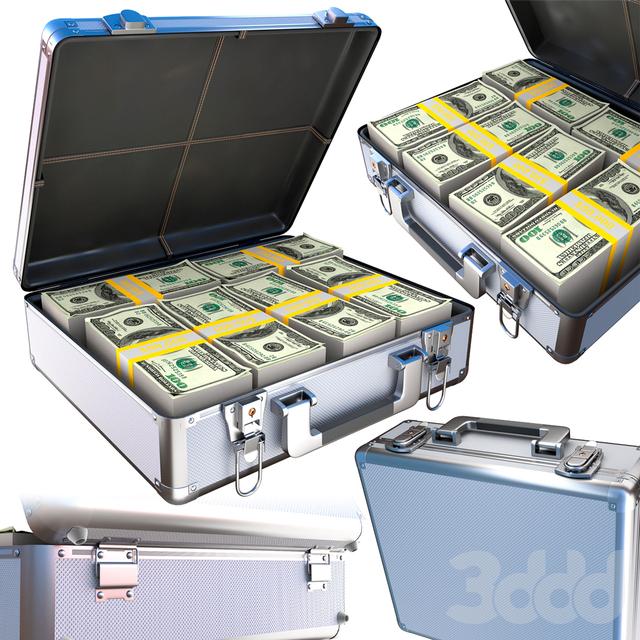 Кейс и 300тыс долларов
