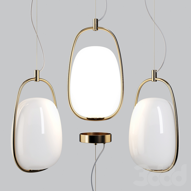 Kundalini: Pendant Lamp - Lanna