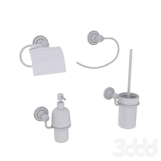 ОМ Аксессуары Fixsen Antik для ванной комнаты
