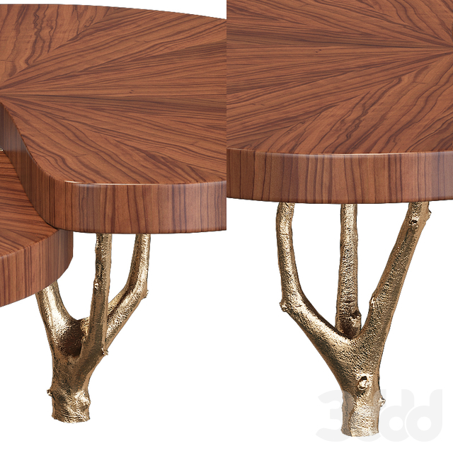 Ginger and Jagger Lily coffee table
