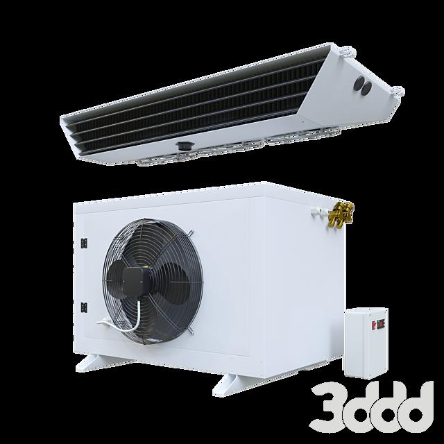 split-system Frino SP 2032 model /  сплит система