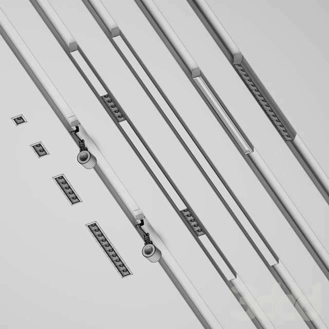 iGuzzini: Laser Blade