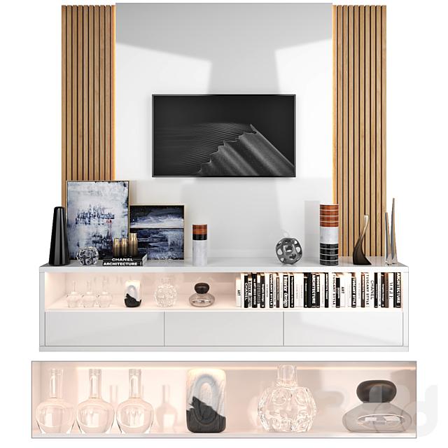 TV Wall   set 9