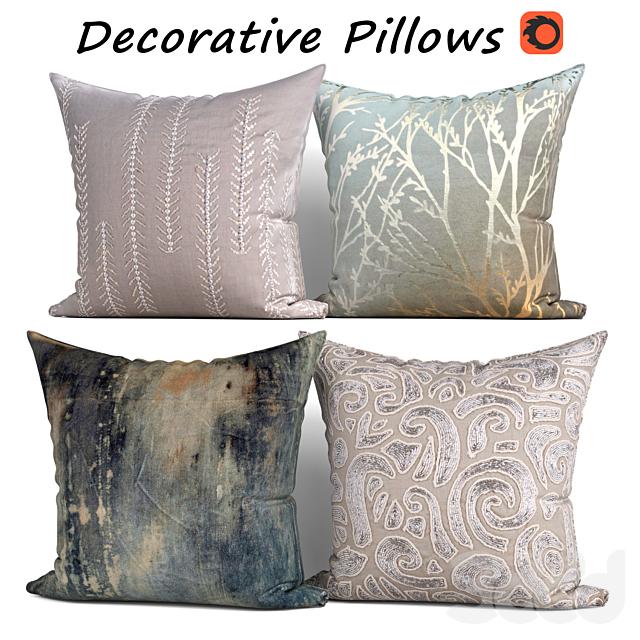 Decorative pillows set 370 Etsy
