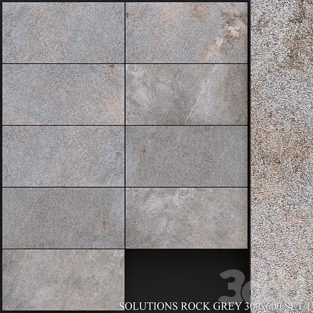 ABK Solutions Rock Grey 300x600 Set 1