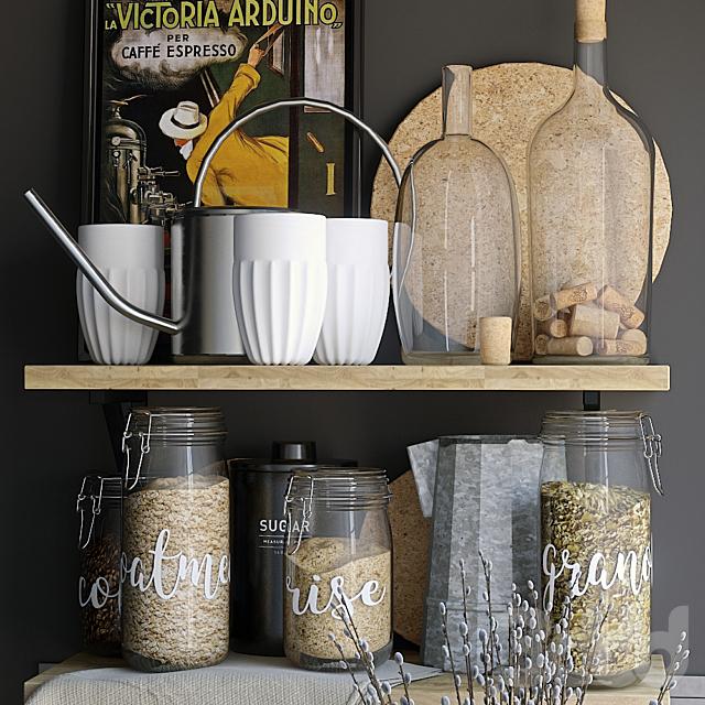 Декоративный набор для кухни 5