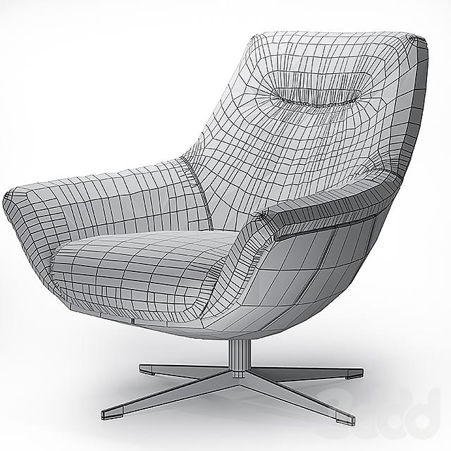 Armchair Rolf Benz 566