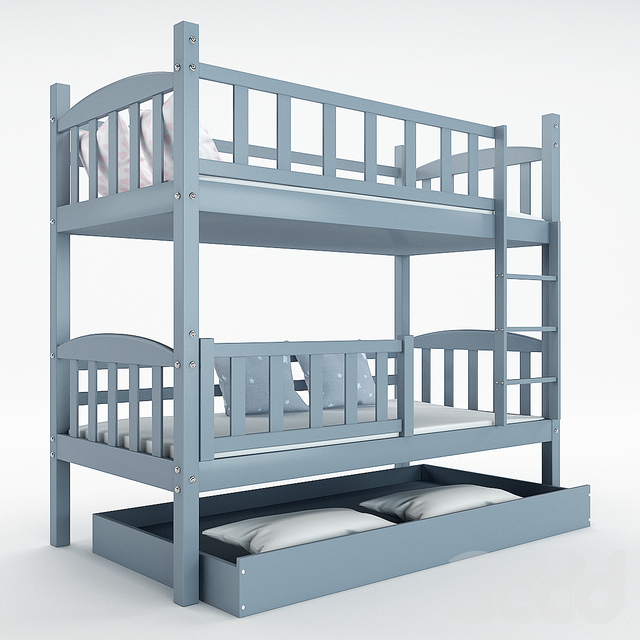 Bed kids #1