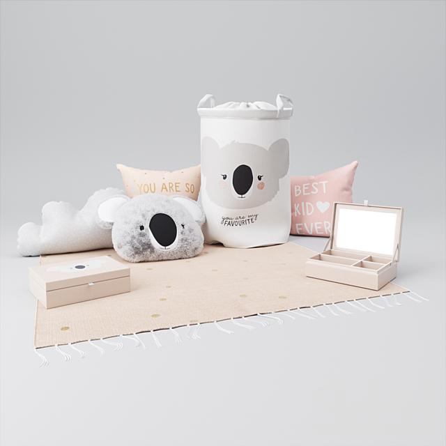 H&M HOME декор для детской