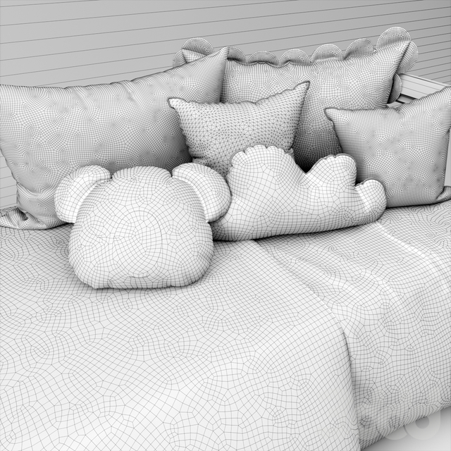 H&M HOME постельное бельё