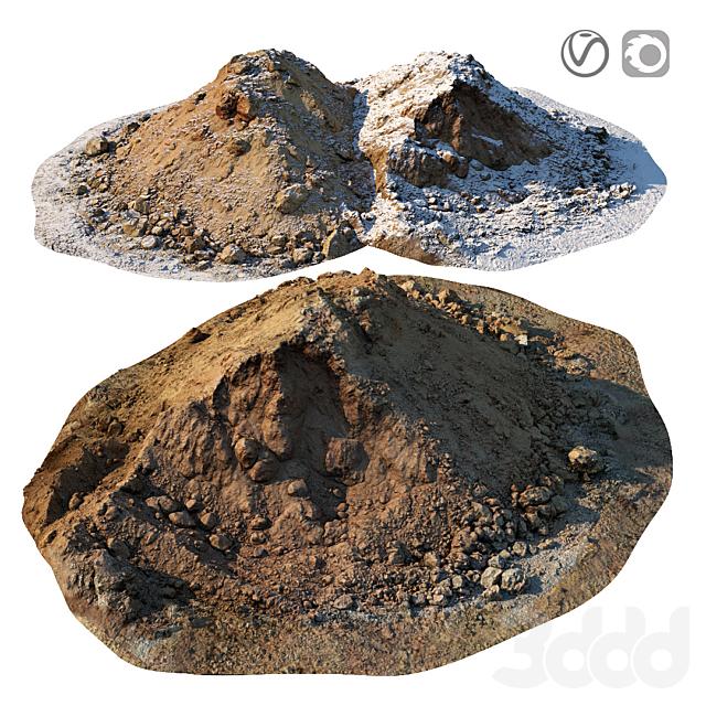 Куча глины
