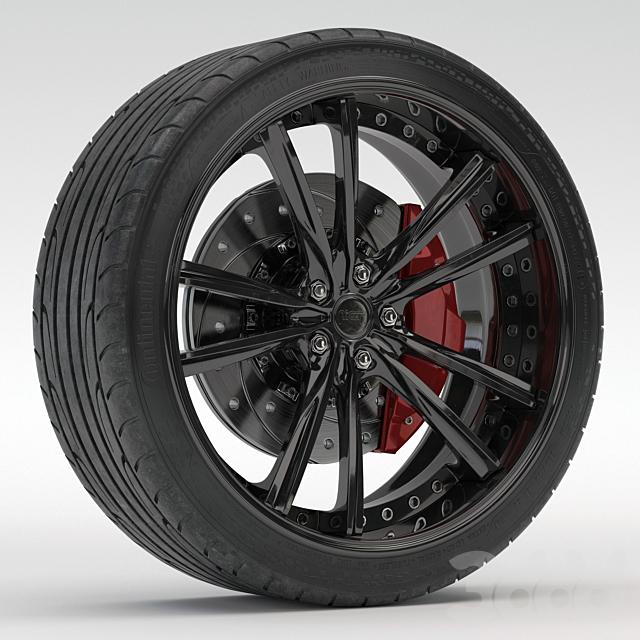Niche Wheel